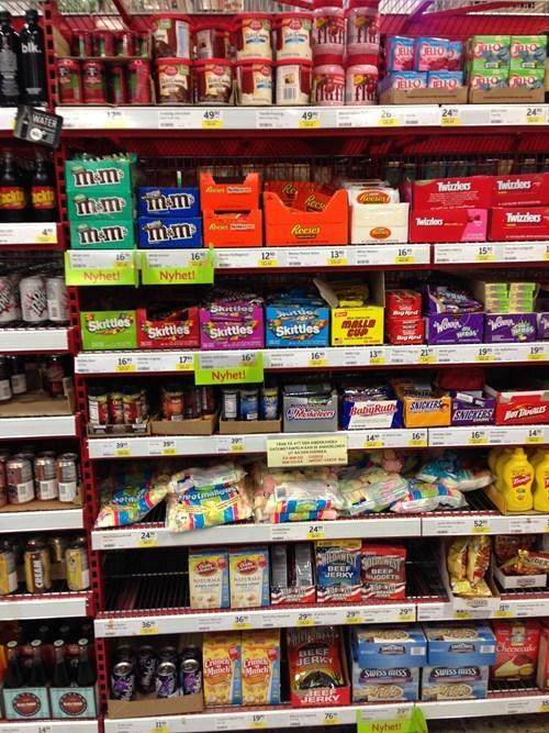 Sweden america food - 7903587584