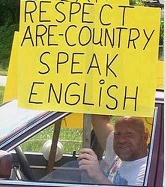 murica,english,doofus,spelling