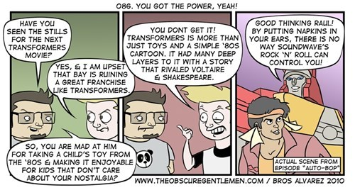 This Is Maybe The Saddest But Truest Commentary About The New Transformers' Franchise