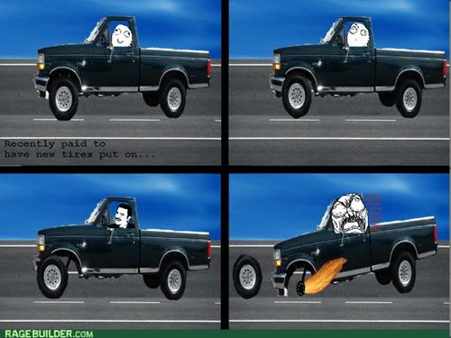 FAIL cars tires - 7903961088