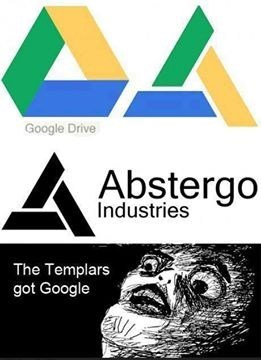 Abstergo assassins creed google - 7904230656