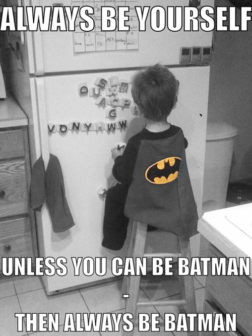 kids parenting advice batman - 7904744192