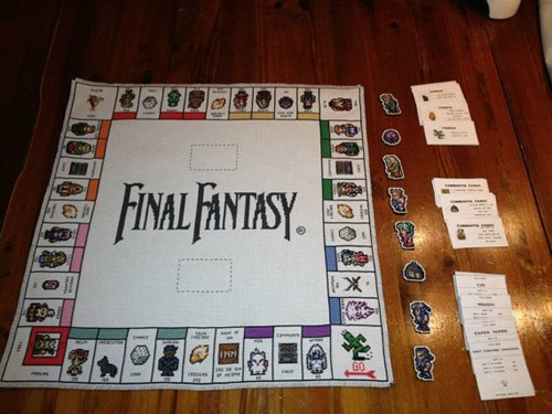 final fantasy,for sale,monopoly