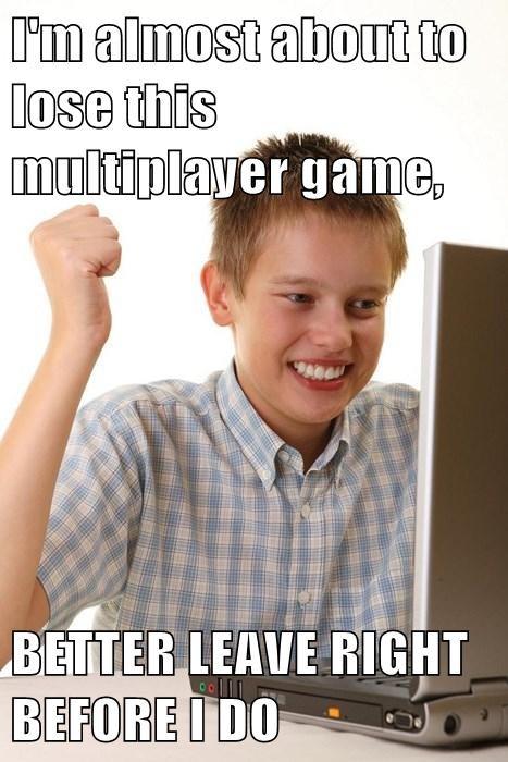 internet noob kid gamers mulitplayer - 7905131008