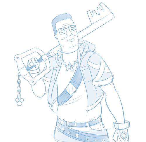 hank hill King of the hill funny kingdom hearts wtf