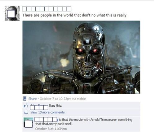 Arnold Schwarzenegger,The Terminator