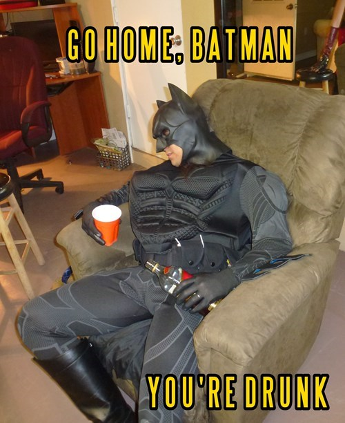 batman drunk funny after 12 g rated - 7905881344