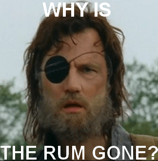 Rum Pirates of the Caribbean the governor - 7906659840