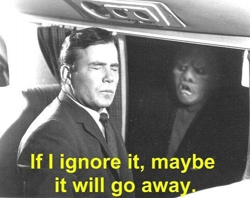 twilight zone William Shatner good strategies - 7907074816