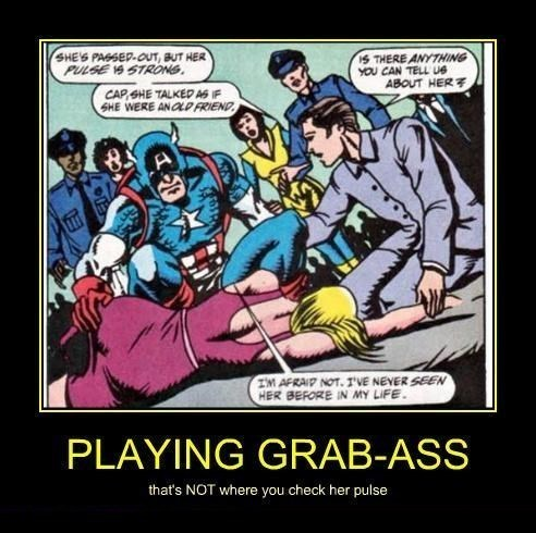 captain america wrong place off the page pulse - 7907096576