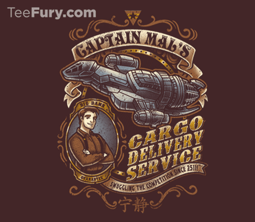 scifi T.Shirt for sale Firefly - 7907224064