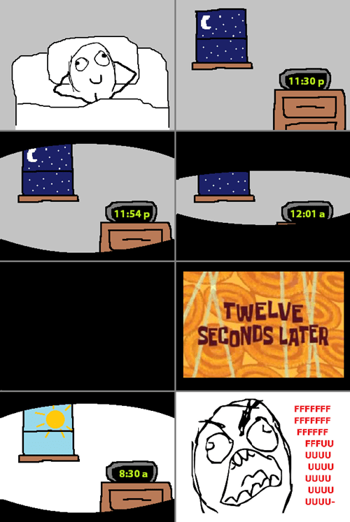 time travel sleep waking up - 7907979264