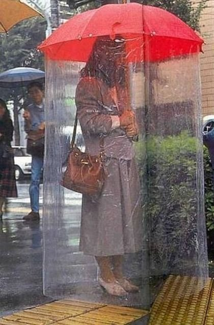 umbrella wtf weather rain g rated poorly dressed