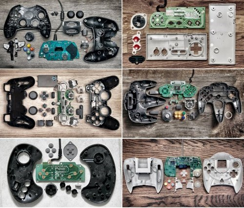 controllers video games