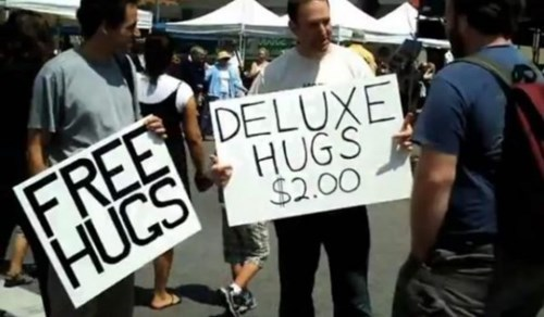 capitalism,hugs,money,signs