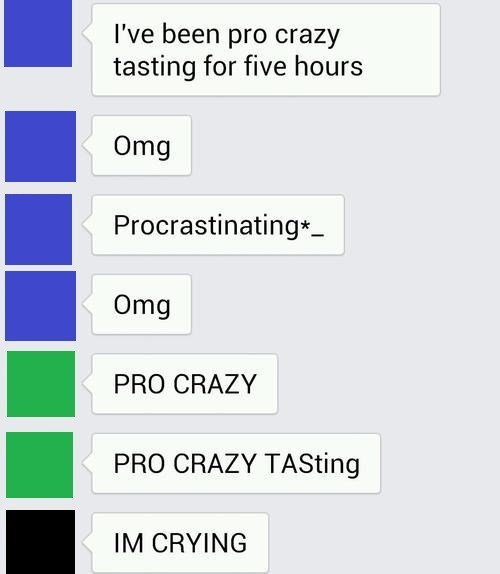 autocorrect,procrastinating,text