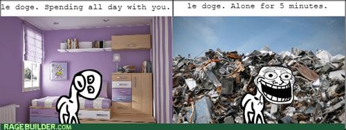 dogs trollface doge - 7908517120