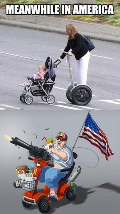 parenting murica
