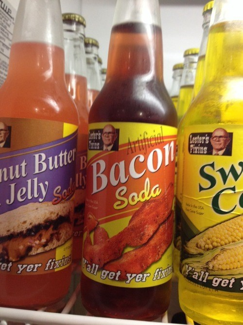 america bacon soda - 7908915456