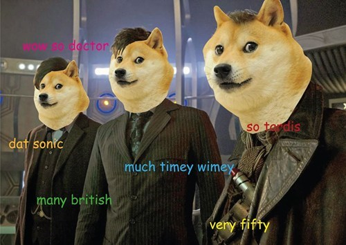 doge doctor who dogetor who - 7909239296