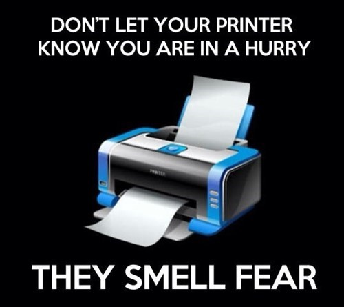 printing printers g rated monday thru friday - 7909701376