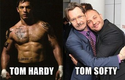 softy,tom hardy,celeb
