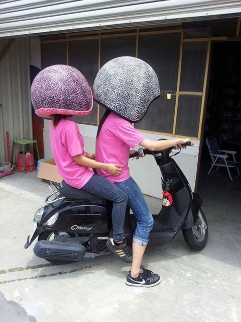 wtf,helmets,funny,g rated,poorly dressed