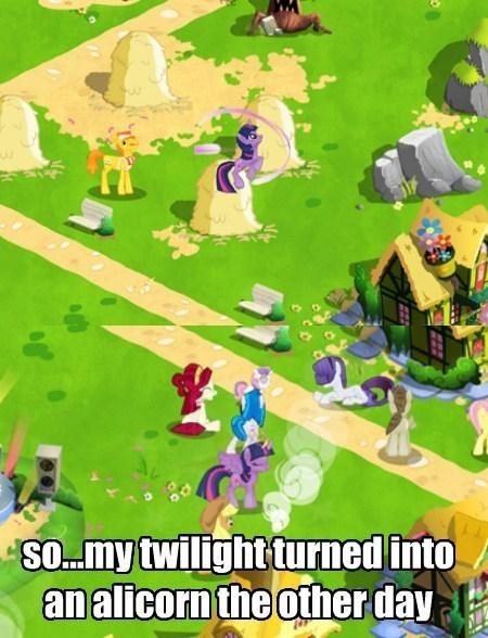 alicorn twilight sparkle magical mystery cure - 7910117888