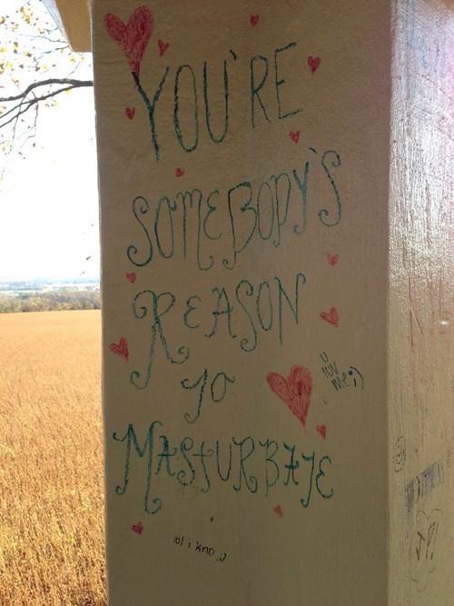 fap funny graffiti wisdom - 7910216960