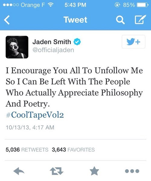 jaden smith,officialjaden
