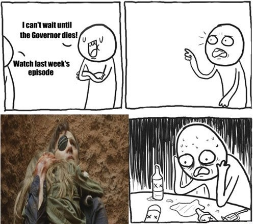 the governor The Walking Dead - 7910322176