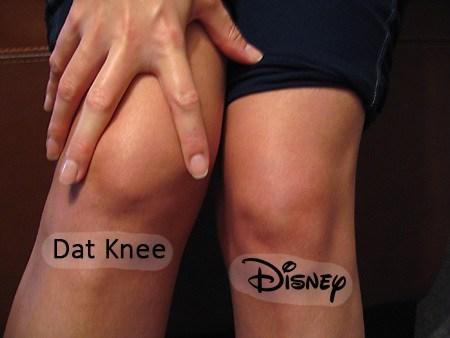 disney knees puns - 7910381568