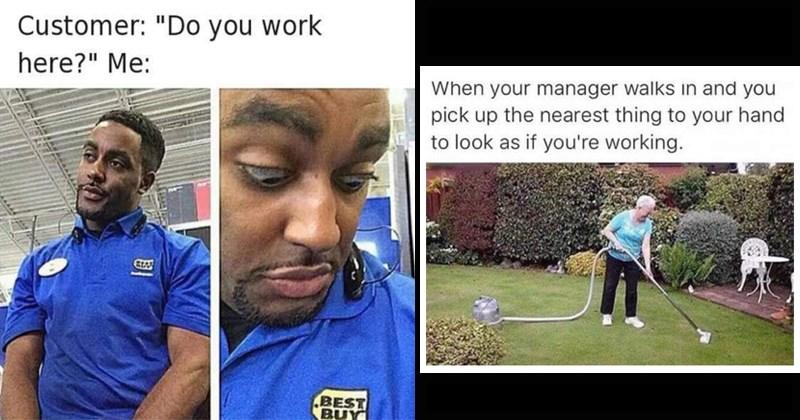 funny retail memes