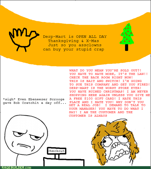 customers christmas holidays retail ayfkm - 7912405504