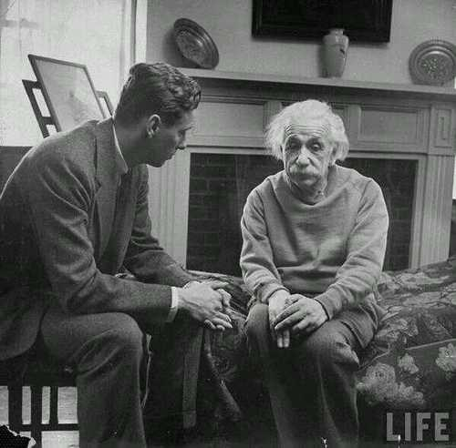 therapist history einstein science funny