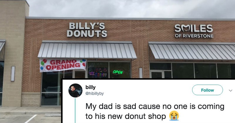 customer service twitter donuts parenting social media - 7912709