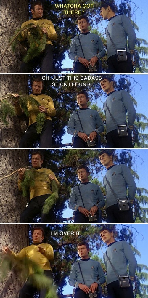 branch kirk Star Trek TOS - 7913002240