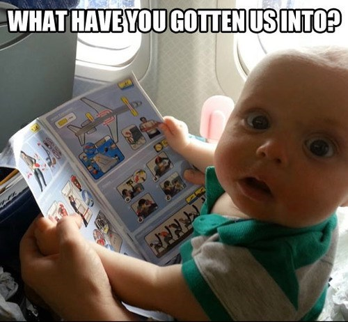 airplanes,flying,parenting,Babies,g rated
