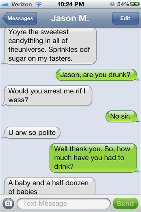 Babies drunk funny texting - 7913177088