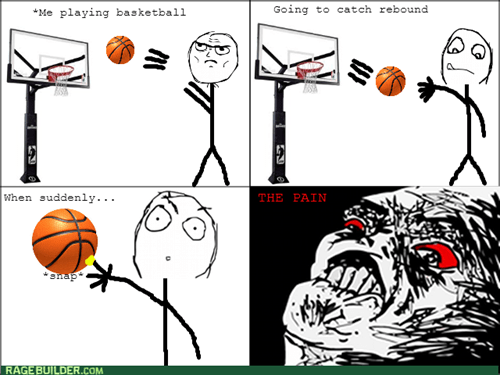 basketball,pain