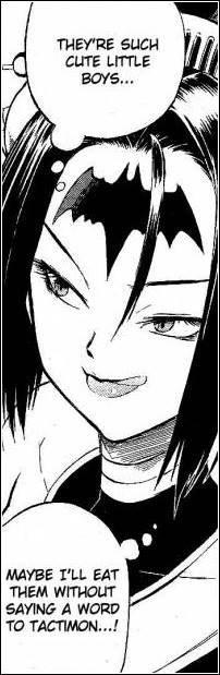 anime digimon manga - 7916472320