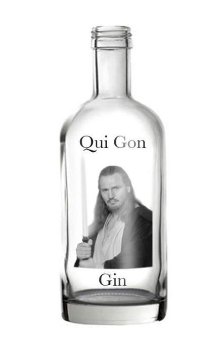 alcohol pun gin qui gon jin - 7916500480