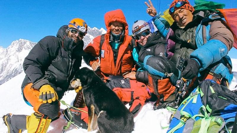 mera summitting summit mount everest amazing everest - 7916549