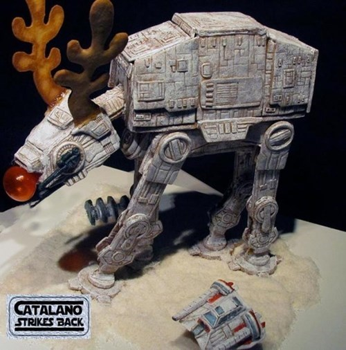 christmas star wars nerdgasm funny holidays g rated win - 7916613888