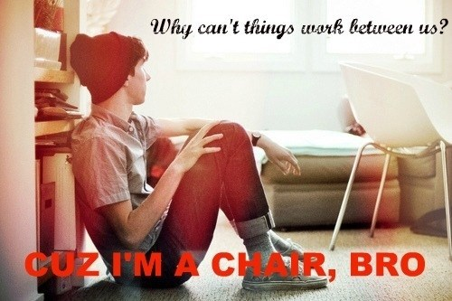 chair justgirlythings funny - 7916627712