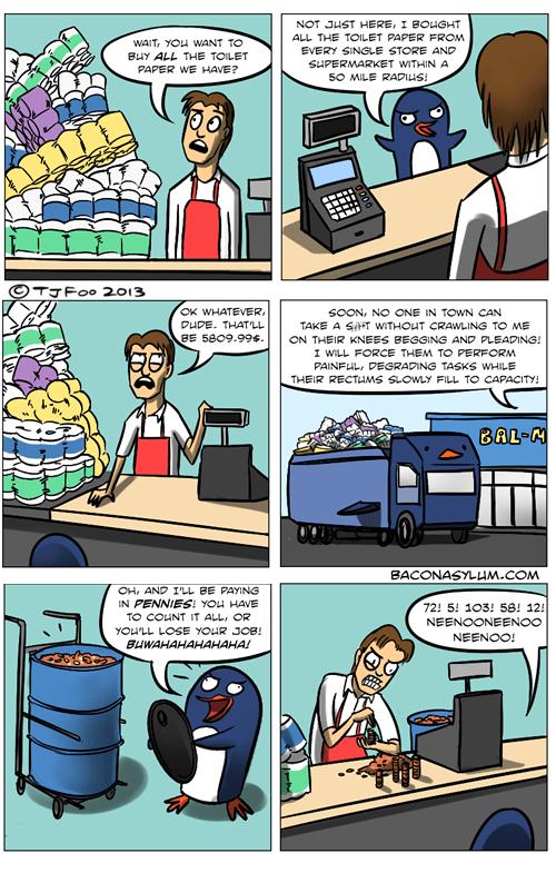 toilet paper funny web comics - 7916630528