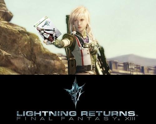 lightning returns final fantasy - 7916651264