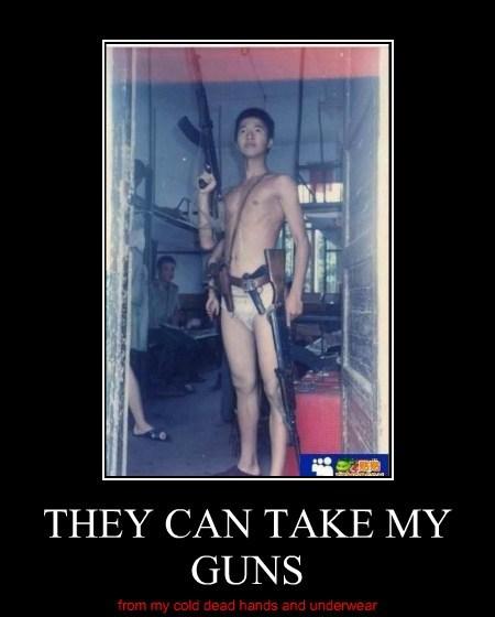 guns funny underwear wtf - 7916981504