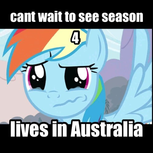 australia rainbow dash sucks to be you - 7917302272