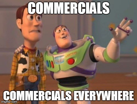 buzz lightyear commercials toy story - 7917422336